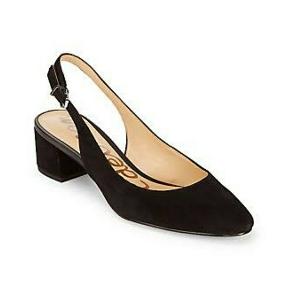 2c4444ad519 Sam Edelman Shoes - Sam edelman lorene point toe slingback pumps 9.5
